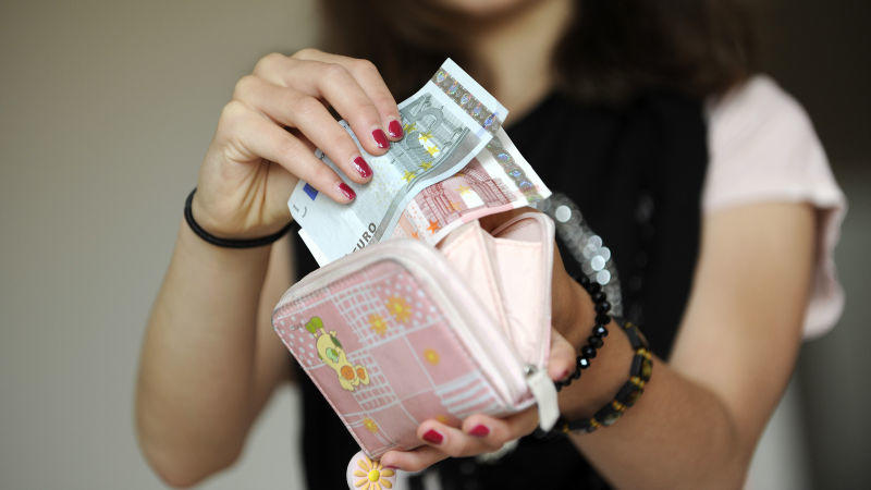 Taschengeld 12 Jährige