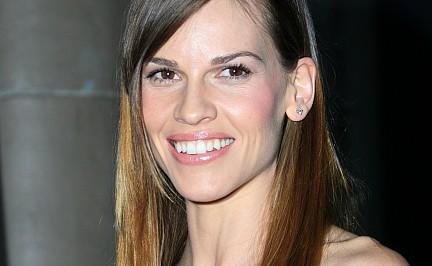 Hollywood-Blog on tour: Warum braucht Hilary Swank eine Windel?