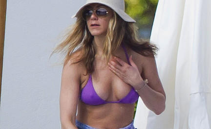 Hollywood hat gewählt - Aniston hat den 'Hottest Body'