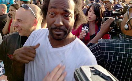 Hollywood hat einen neuen Super-Star: Lebensretter Charles Ramsey
