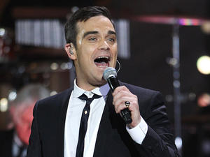 Robbie Williams: Neues Album mit 'Take That'