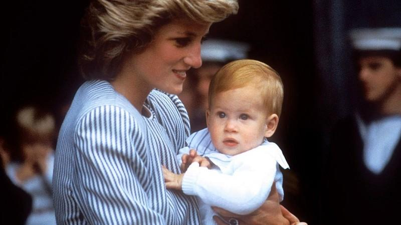 Prinz Harry Lady Di Diana
