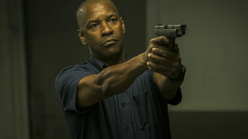 Denzel Washington als furchtloser Rächer in 'The Equalizer'.