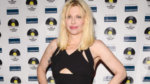 Courtney Love: Let's rock, Baby!