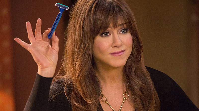 Jennifer Aniston als sexsüchtige Dr. Julia Harris in 'Kill the Boss 2'
