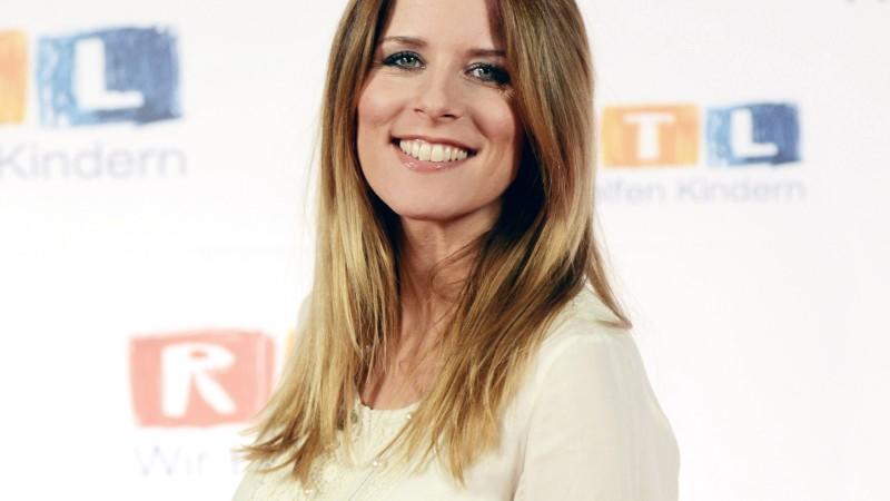 Rtl Moderatorin Miriam Lange Spricht über Ihre Schwangerschaft