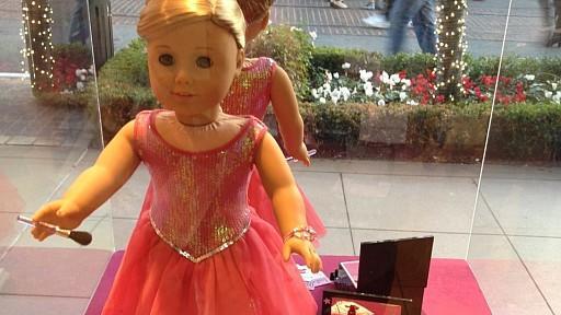 Puppen Gruselig