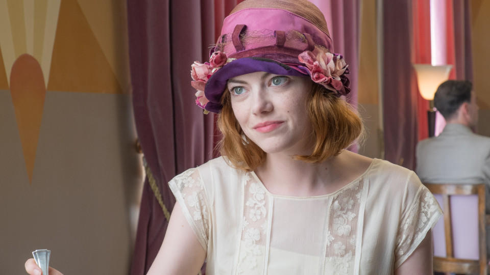 Emma Stone in 'Magic in the Moonlight'