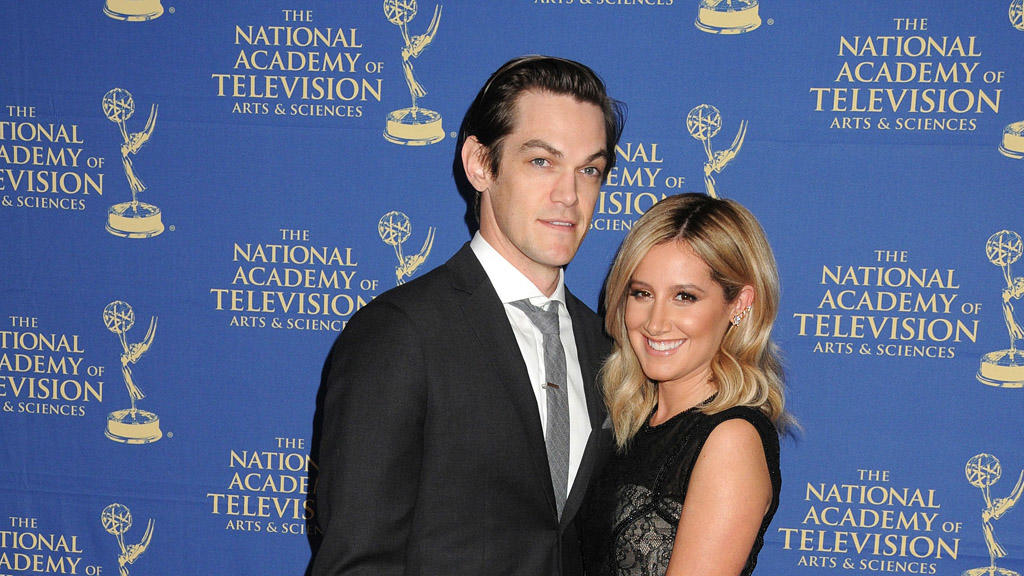 Ashley Tisdale und Christopher French