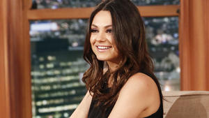 Mila Kunis: Baby-Interview
