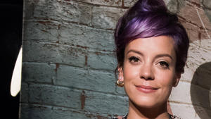 """Fifty Shades of Grey"": Steigt Lily Allen ein?"