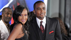 Drogen: Nick Gordon in Reha