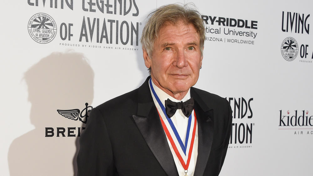 Harrison Ford noch in Klinik