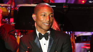 Neuer Plagiatsskandal um Pharrell Williams?