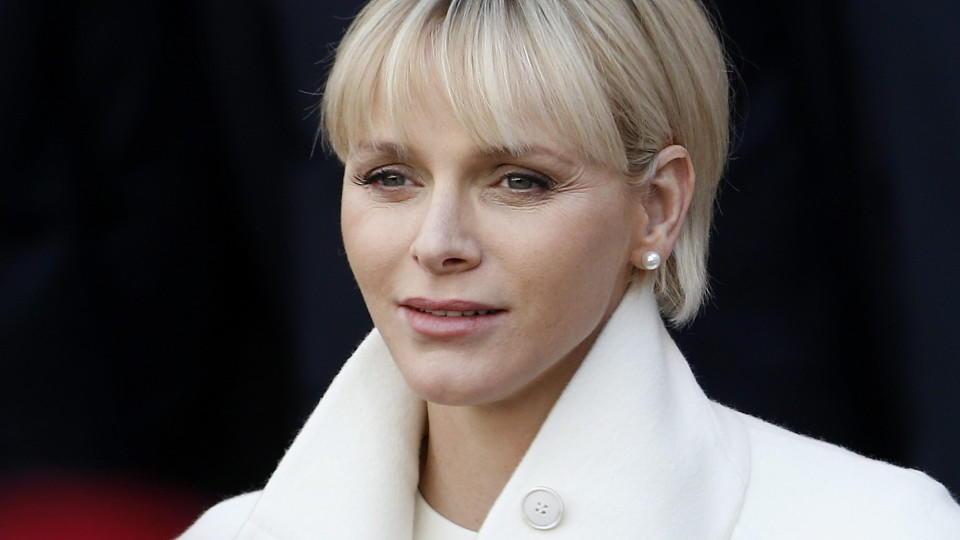 Charlene Von Monaco Darum Zieht Die Furstin Mit Den Zwillingen Aufs