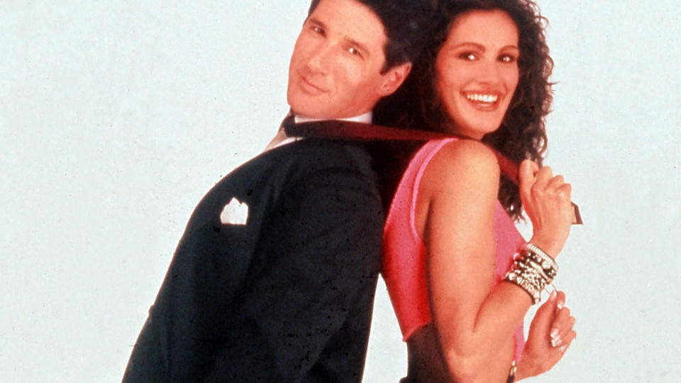 Julia Roberts und Richard Gere in 'Pretty Woman'
