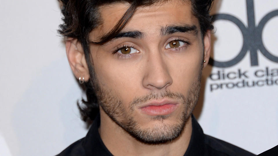 Zayn Malik von 'One Direction'