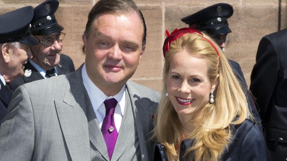 Fürstenpaar Zu Schaumburg Lippe Trennung Bestätigt