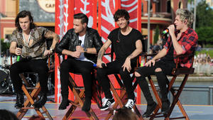 One Direction: Keine Trennung in Sicht