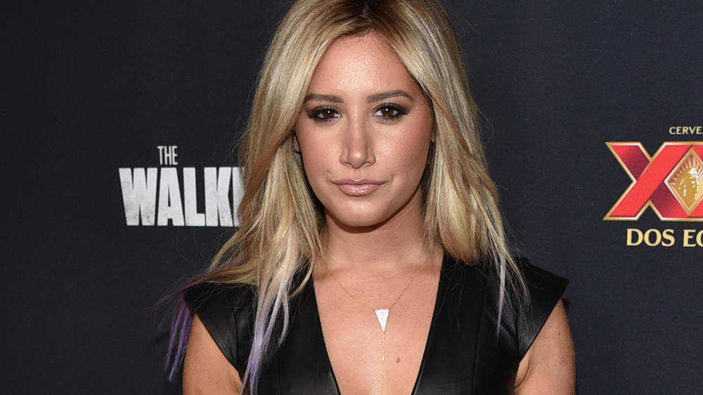 "Ashley Tisdale: Erdbeben oder ""Game of Thrones""?"