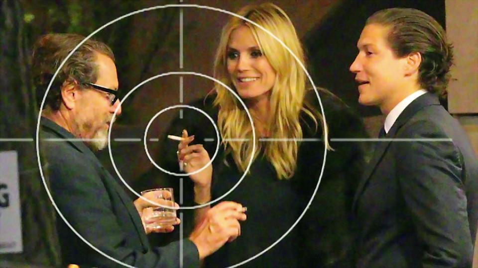 Heidi Klum Treibt Fans Mit Zigaretten Post Auf Die Palme