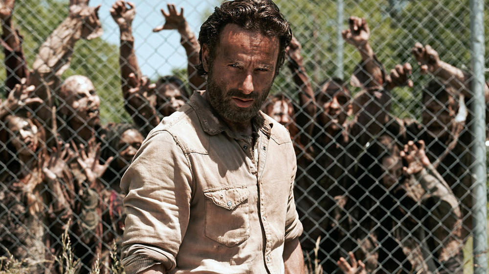 """The Walking Dead""-Verfilmung geplant?"