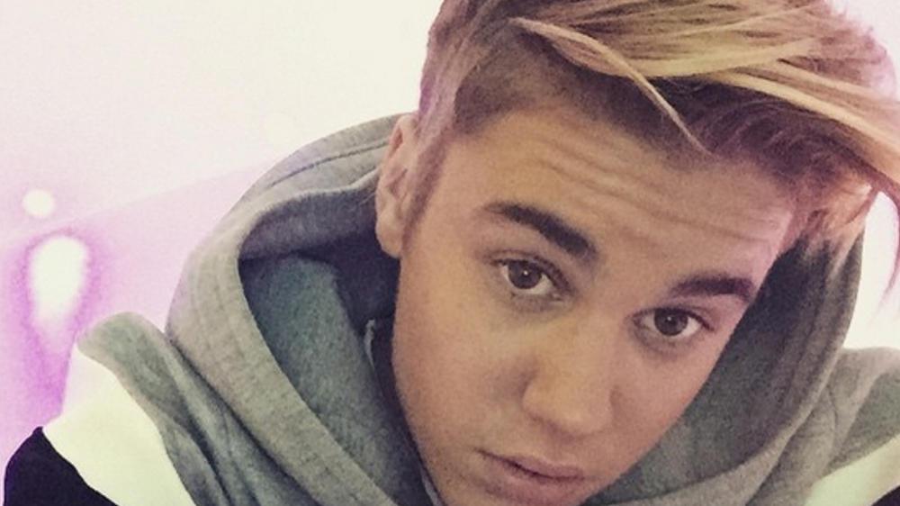 Justin Bieber Frisur Geheimnis Geluftet