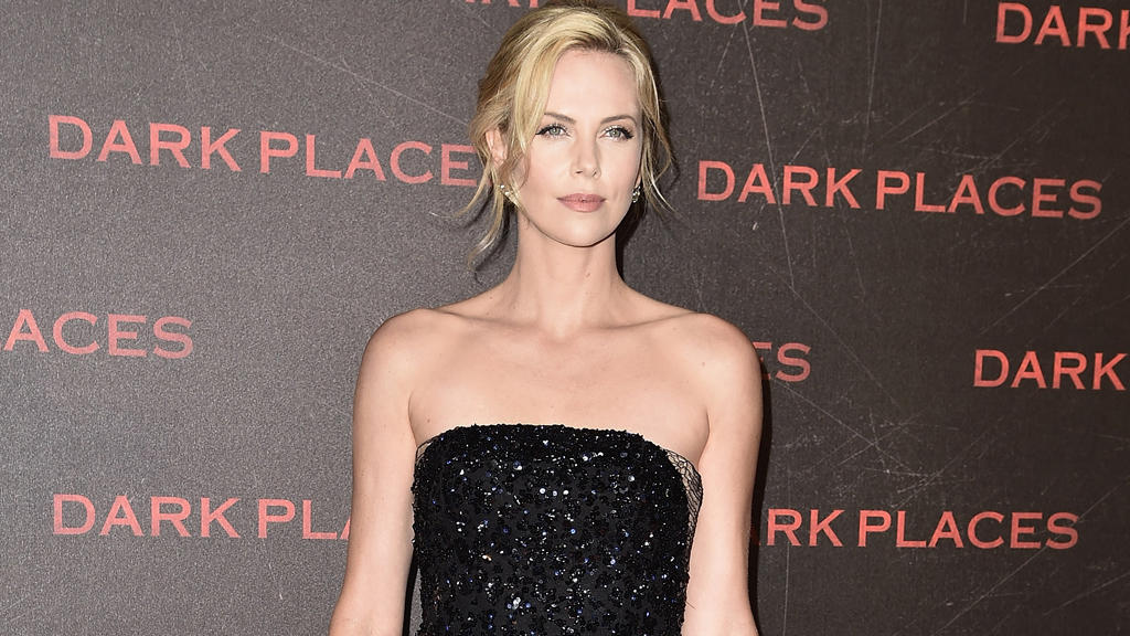 Charlize Theron: Schon immer Tom-Hanks-Fan