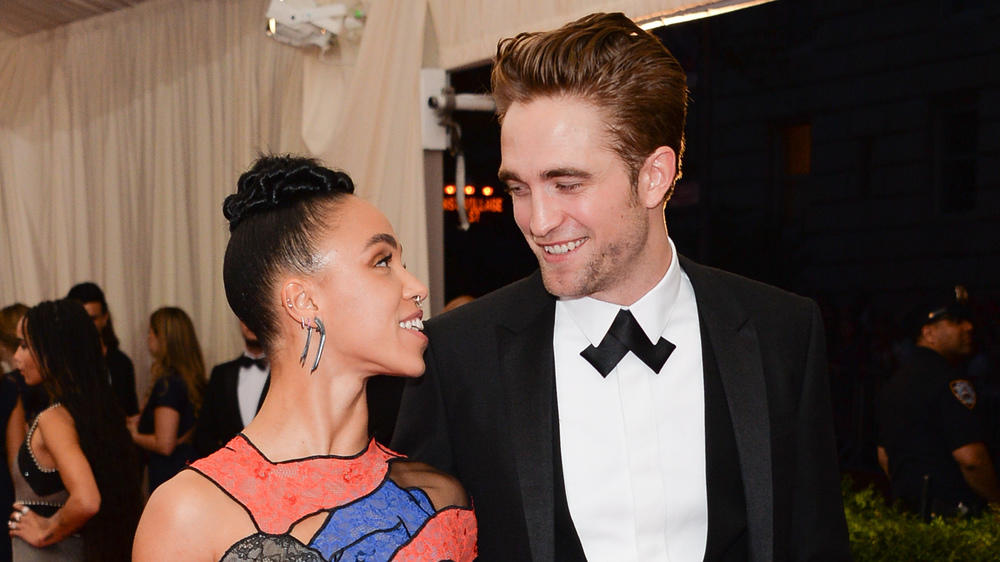 Robert Pattinson mit FKA Twigs bei der Met Gala