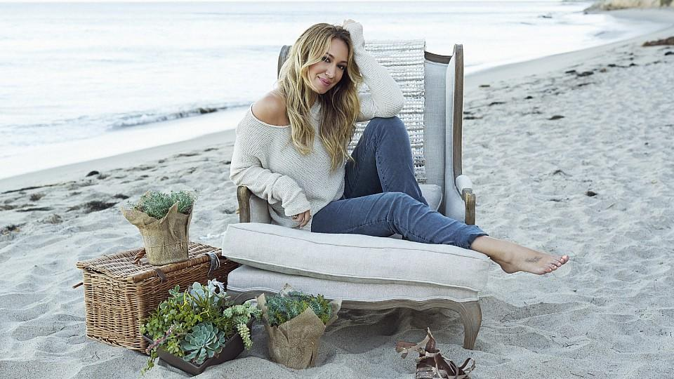 TV-Show mit Haylie Duff: 'The Real Girl's Kitchen'.