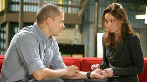 "Ihre Rolle in ""Prison Break"""