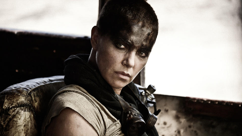 Charlize Theron in 'Mad Max Fury Road'