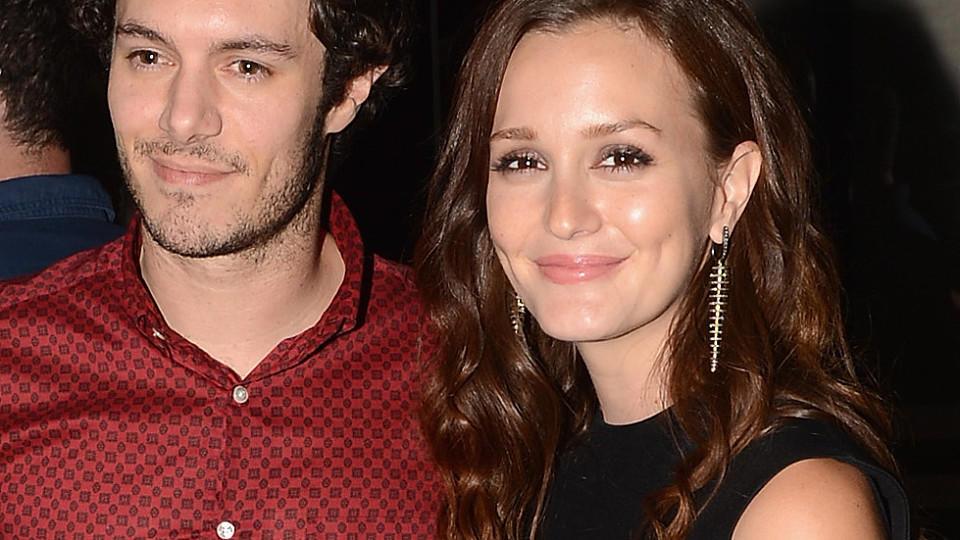 Leighton Meester Und Adam Brody Erwarten Ihr Erstes Kind