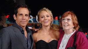 Ben Stiller trauert um seine Mutter Anne Meara