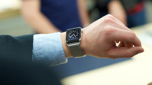 Message-Bug legt auch Apple Watch lahm
