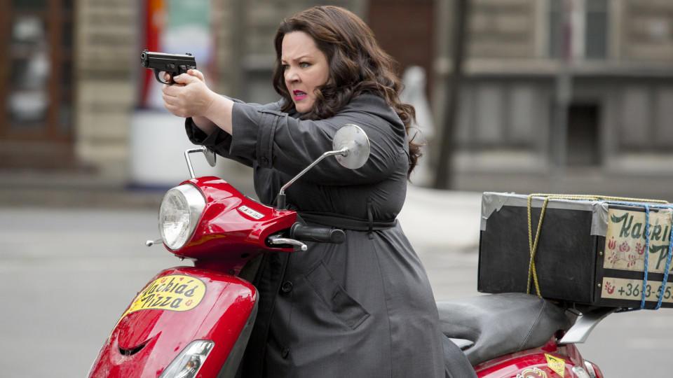 Spy Susan Cooper Undercover Melissa Mccarthy Und Jude Law In Bestform