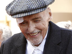 Dennis Hopper bekommt Hollywood-Stern