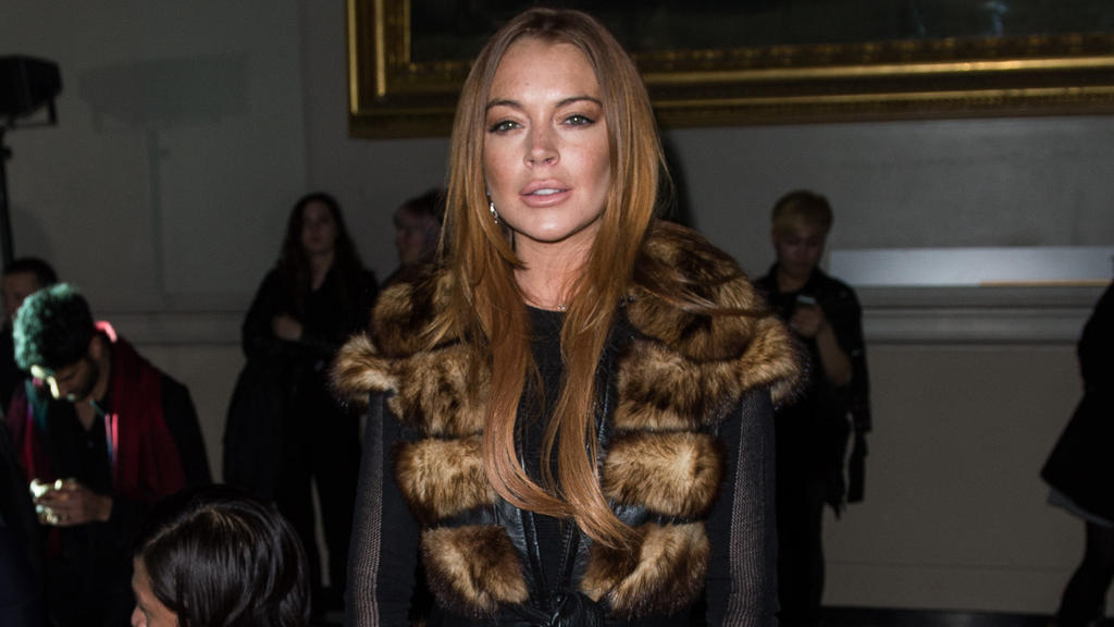 Lindsay Lohan will Mama werden