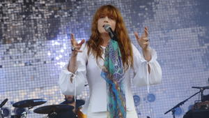 Florence + The Machine: Gruß an Dave Grohl mit Foo-Fight...