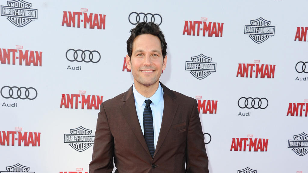 Paul Rudd: Keith Richards wäre der beste Sidekick