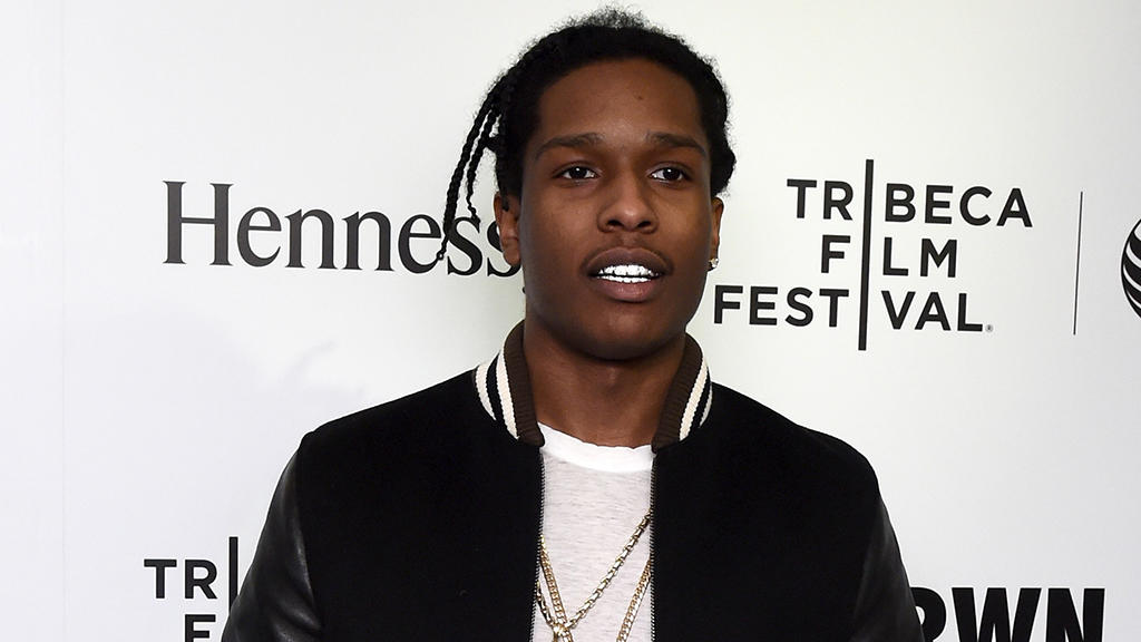"A$AP Rocky: ""Ich will James Bond spielen"""