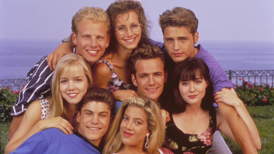 Fabelhaft Jason Priestley, Gabrielle Carteris & Co.: Das machen die 'Beverly #PR_11