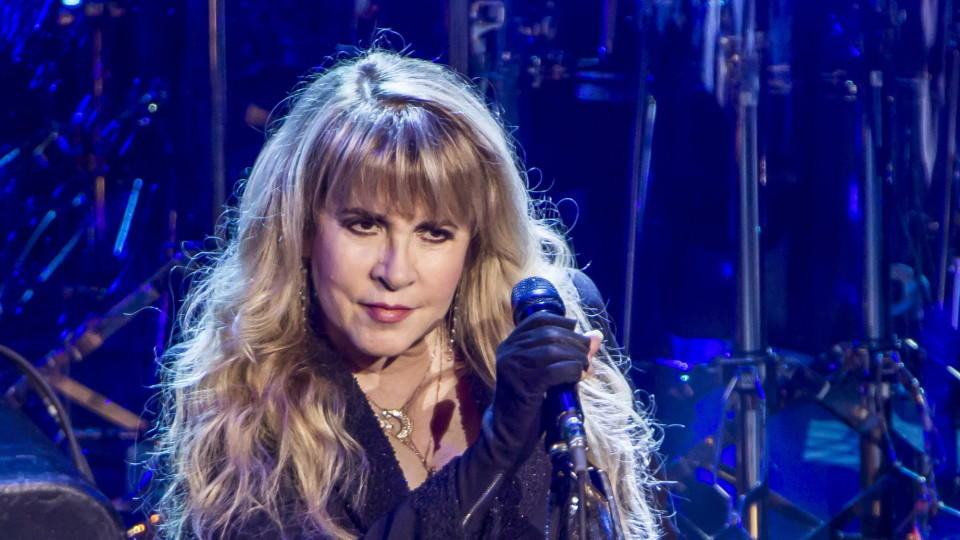 Die Sängerin Stevie Nicks