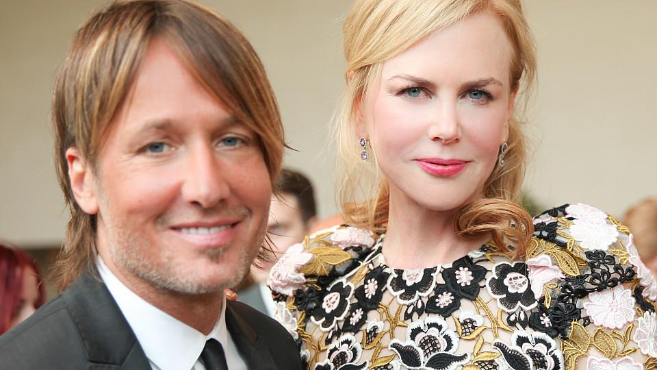 Nicole Kidman Und Ehemann Keith Urban überraschen Mit Aalglattem
