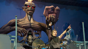 Iron Maiden: Pixeliges Games-Video zum neuen Song