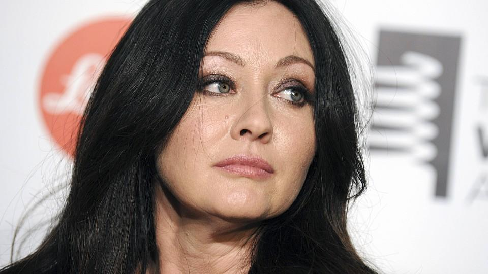 'Beverly Hills 90210'-Star Shannen Doherty hat Brustkrebs