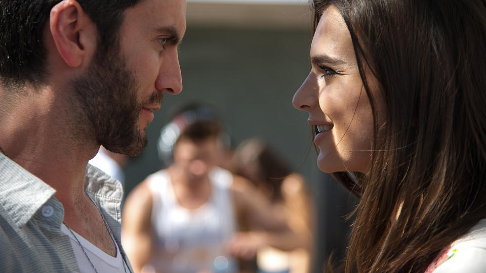 Wes Bentley und Emily Ratajkowski spielen in 'We Are Your Friends'