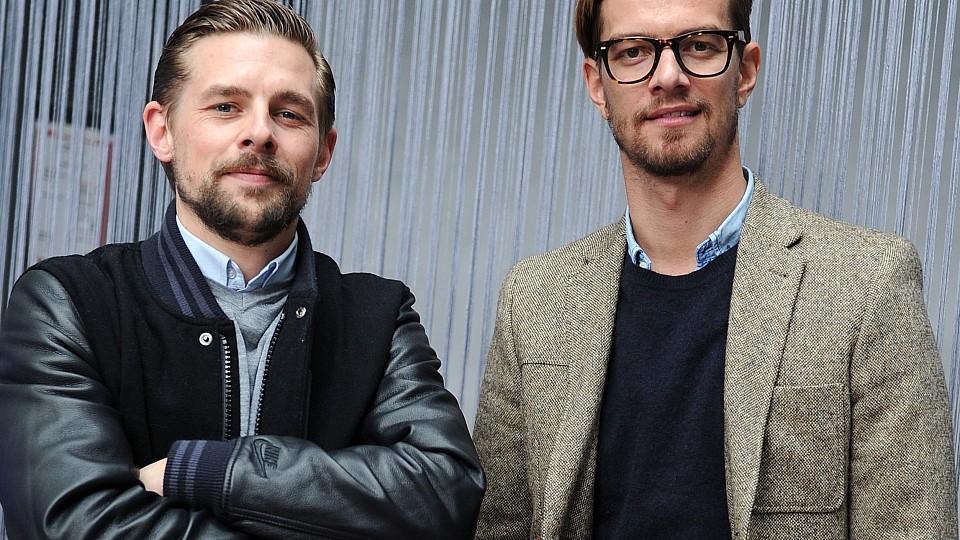 Klaas Heufer Umlauf Und Joko Winterscheidt Sind Privat Nicht Gut