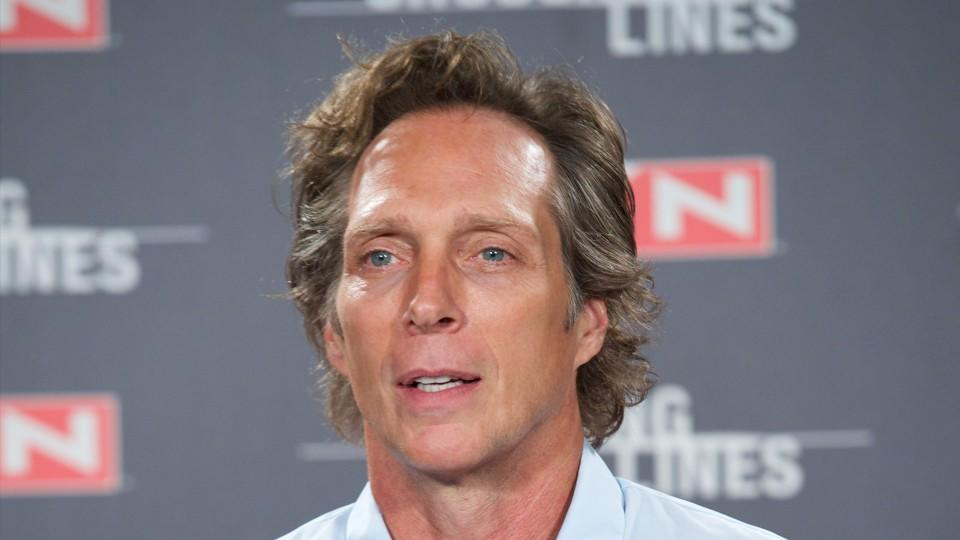 "William Fichtner spielte den FBI-Agenten Alexander Mahone in ""Prison Break"""