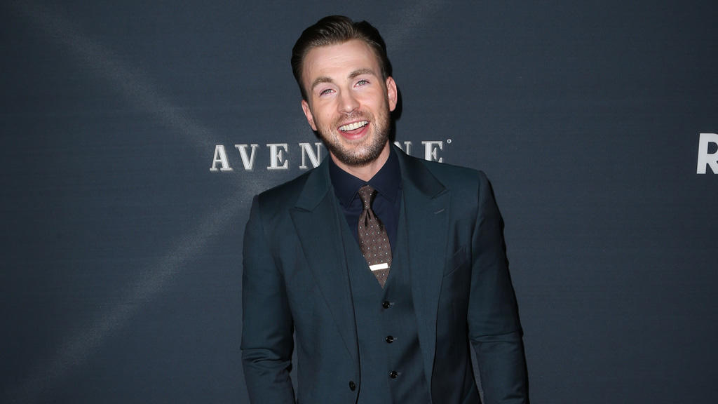 Chris Evans mag es romantisch